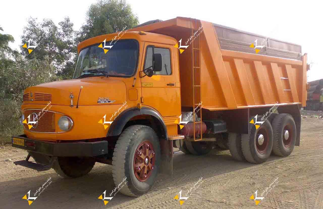 باسکول کامیونی